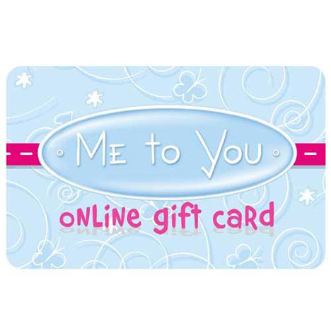 Me to You Online £5 Gift Card