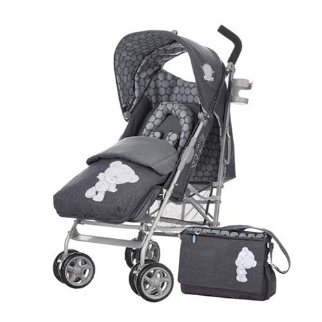 Tiny Tatty Teddy Me to You Deluxe Denim Stroller Footmuff & Changing Bag Bundle   £199.99