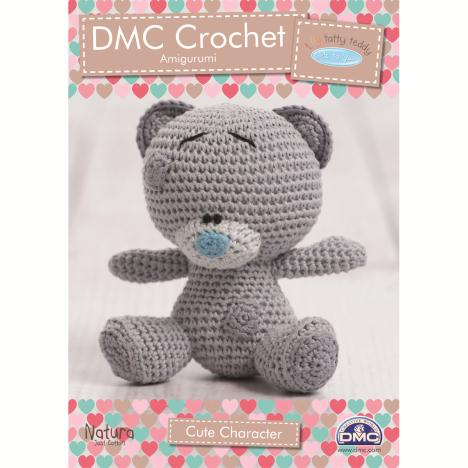 Cute Character Me to You Bear Amigurumi Crochet Pattern   £2.50