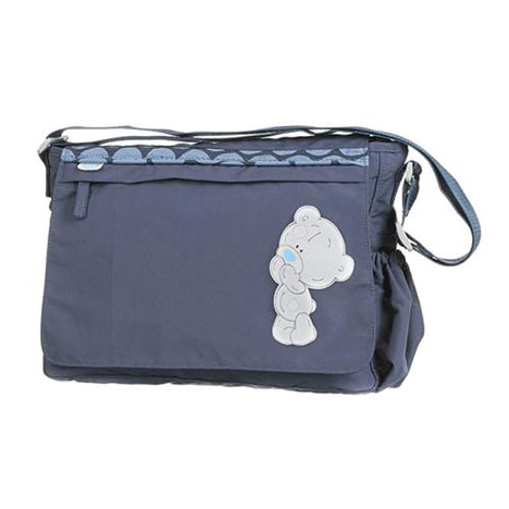Tiny Tatty Teddy Me to You Bear Navy Changing Bag    £19.99