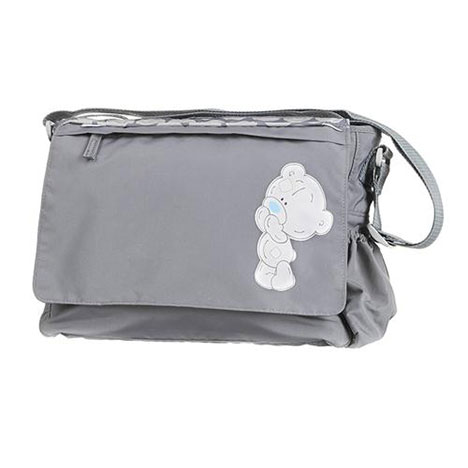 Tiny Tatty Teddy Me to You Bear Grey Changing Bag    £19.99