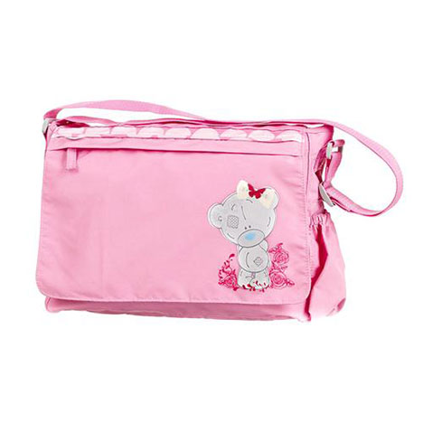Tiny Tatty Teddy Me to You Bear Pink Changing Bag    £19.99