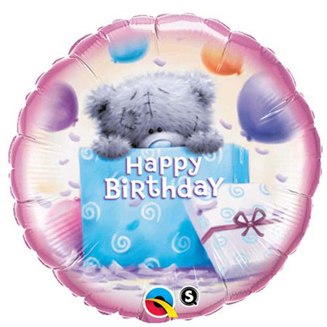 Happy Birthday Me to You Bear Balloon (Unfilled)  £2.99