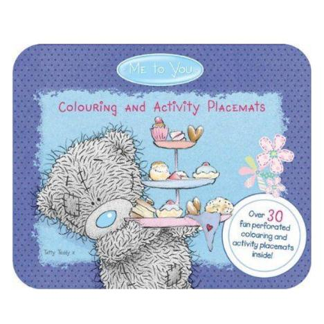 Me to You Bear Colouring & Activity Placemats  £5.99