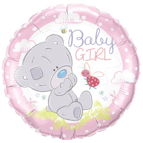 Baby Girl Tiny Tatty Teddy Me to You Balloon (Unfilled)  £2.99