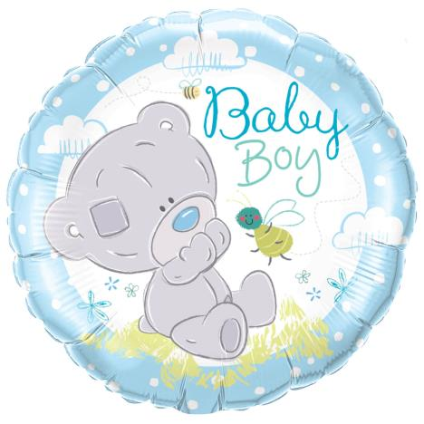 Baby Boy Tiny Tatty Teddy Me to You Balloon (Unfilled)  £2.99