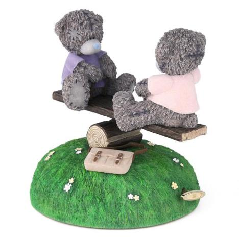 Balancing Our Love LIMITED EDITION Me to You Bear Figurine   £35.00