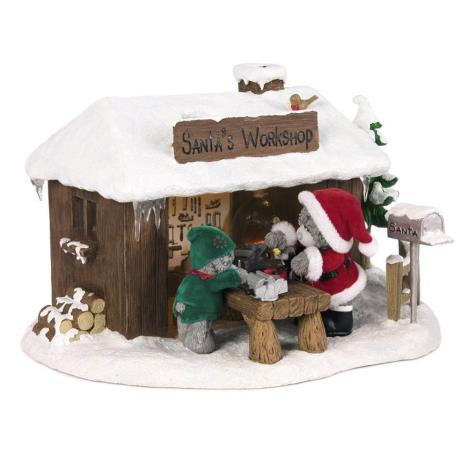 Santas Workshop LIMITED EDITION Me to You Bear Figurine   £100.00