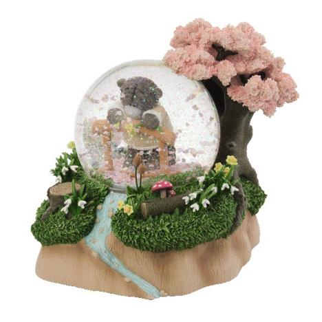 Spring Blossom LIMITED EDITION Me to You Bear Figurine   £70.00