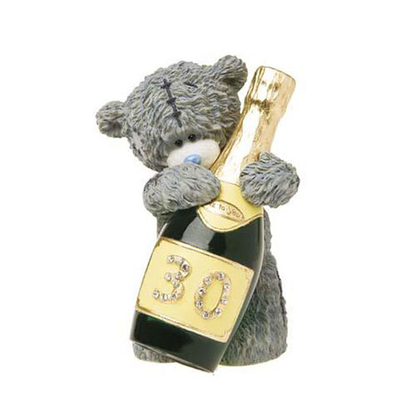 Sparkling 30th Me to You Bear Figurine  £18.50