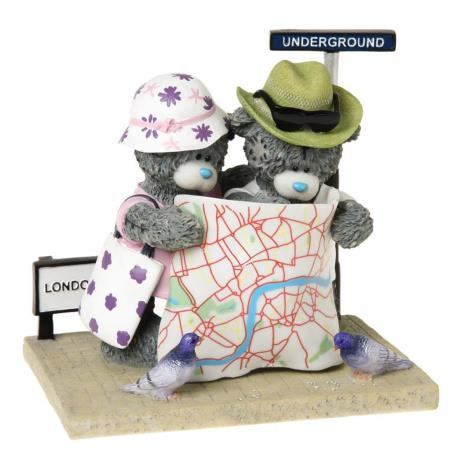 Going Underground Me to You Bear Figurine   £35.00
