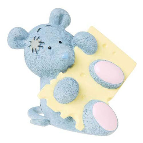 Cheddar the Field Mouse My Blue Nosed Friend Feature Figurine  £10.00