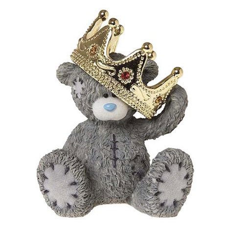 Wise One Me to You Bear Figurine   £18.50