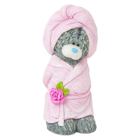 Quiet Night In Me to You Bear with Dressing Gown Figurine   £18.50