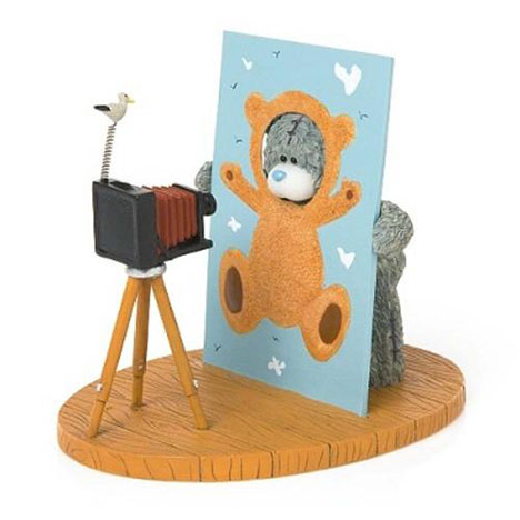 Picture Perfect Photo Board Me to You Bear Trilogy Figurine   £25.00