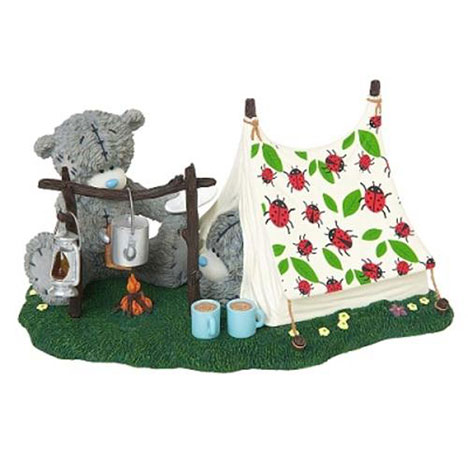 Gone Camping Me to You Bear Figurine LIMITED EDITION LIMITED EDITION £60.00