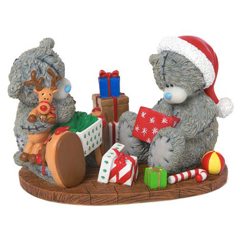 Presents Galore Me to You Bear Figurine   £30.00