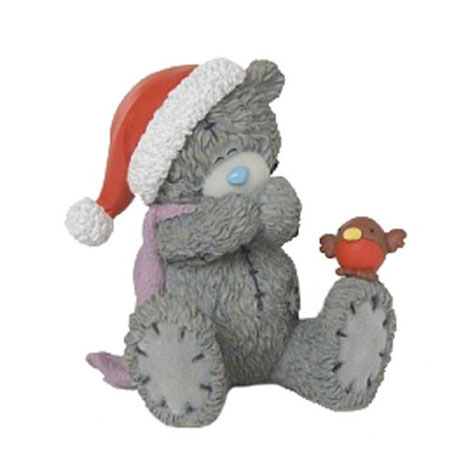 Festive Friend Me to You Bear Figurine   £18.50
