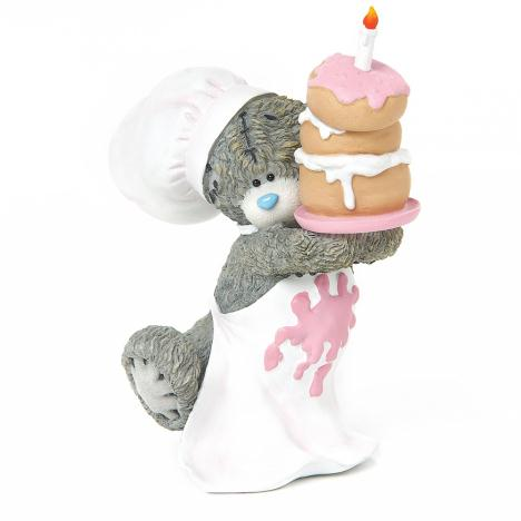 Get Your Apron On Me to You Bear Figurine   £20.00