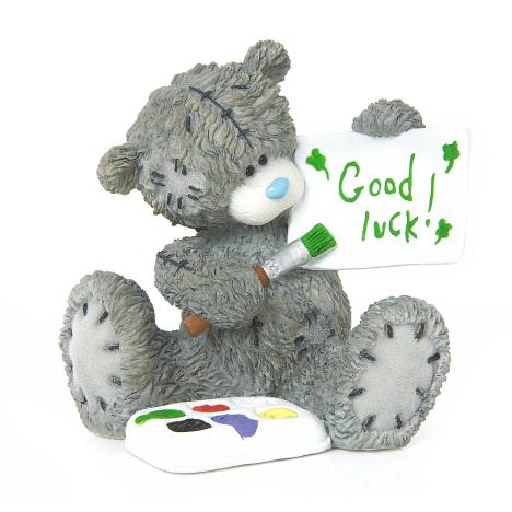 Made Just For You Good Luck Me to You Bear Figurine   £18.50