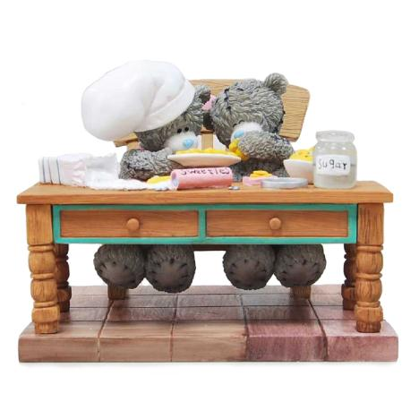 Baking Delights Me to You Bear Figurine   £65.00