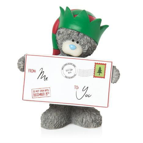 Letter To Santa Me to You Bear Christmas Figurine   £18.50