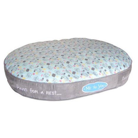 Me to You Bear Soft Oval Bed Small Small £25.00