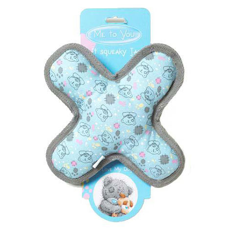 Me to You Bear Soft Squeaky Dog Jack   £5.50