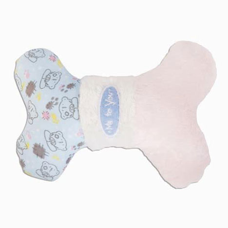 Me to You Bear Christmas Bone Soft Dog Toy  £3.49