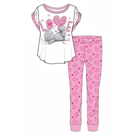 Adults Tatty Teddy Love Me to You Bear Pyjama Set  £14.99