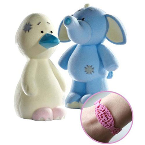 Toots & Wanda My Blue Nose Friend Double Figurine Pack  £5.99