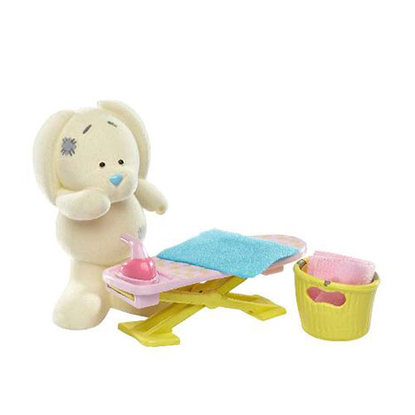 Blossom the Rabbit My Blue Nose Friend Figurine and Laundry Set  £7.99