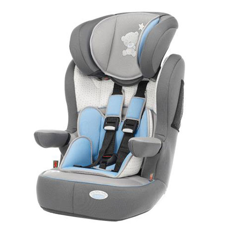 Grey Tiny Tatty Teddy Me to You 1-2-3 High Back Booster Car Seat    £79.99