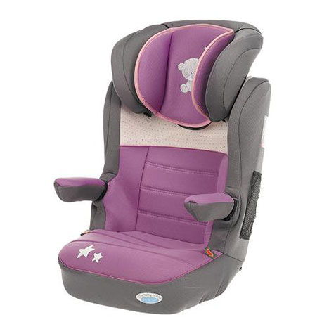 Tiny Tatty Teddy 2-3 Highback Booster Me to You Bear Car Seat  £79.99