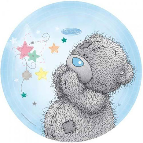 Me to You Bear Party Plates Pack of 8 Pack of 8 £3.49