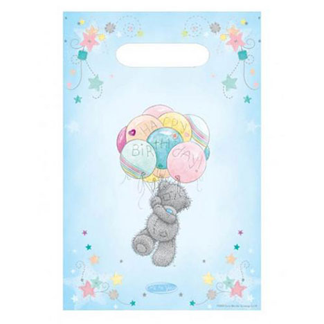 Me to You Bear Lootbags (Pack of 8) (Pack of 8) £1.49