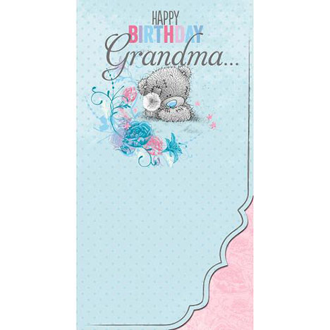 Grandma Birthday Me to You Bear Card  £2.49