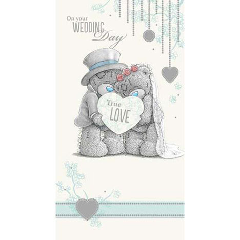 Wedding Day Me to You Bear Card  £2.19
