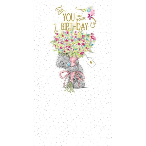For You Me to You Bear Birthday Card  £2.19