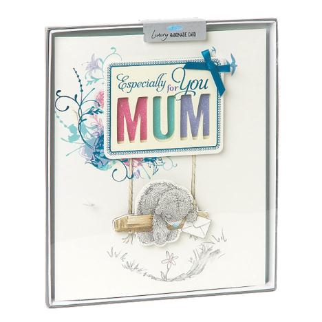 Mum Birthday Me to You Bear Handmade Boxed Card  £6.99