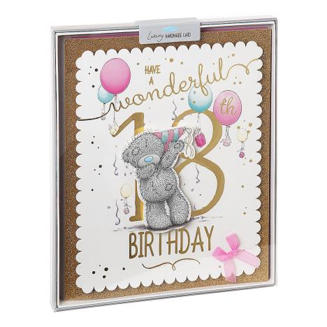 Wonderful 18th Day Me to You Bear Luxury Boxed Birthday Card  £6.99