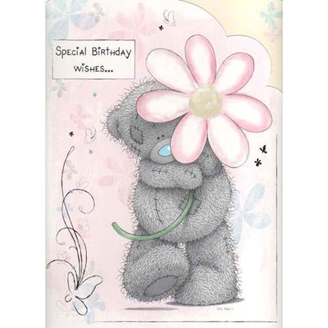 Special Birthday Me to You Bear Card  £3.45