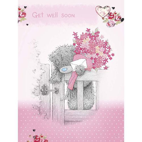Get Well Soon Me to You Bear Card  £3.45