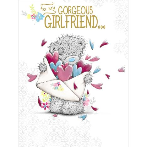 Gorgeous Girlfriend Me to You Bear Large Birthday Card  £3.59