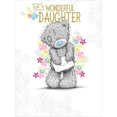 Wonderful Daughter Me to You Bear Large Birthday Card  £3.59