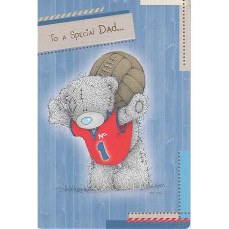 Dad Birthday Me to You Bear Card  £3.45