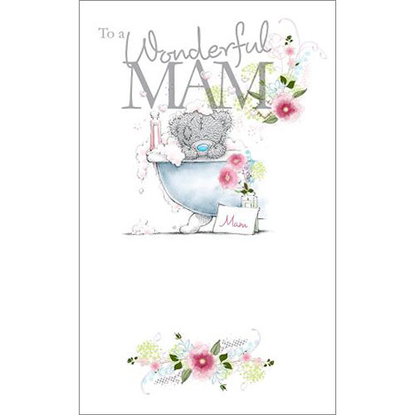 Mam Birthday Me to You Bear Card  £3.59