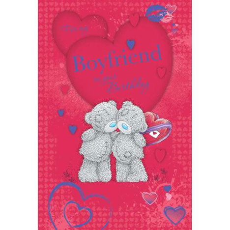 Boyfriend Birthday Me to You Bear Card  £3.59