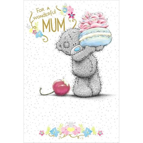 Mum Birthday Me to You Bear Luxury Card  £3.59