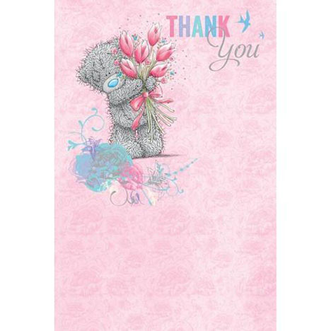 Thank You Me to You Bear Card  £2.49